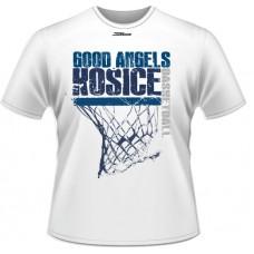 Tričko Good Angels vz. 8 - biela