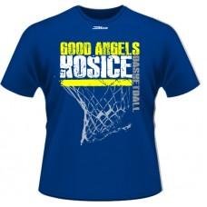 Tričko Good Angels vz. 8 - royal modrá