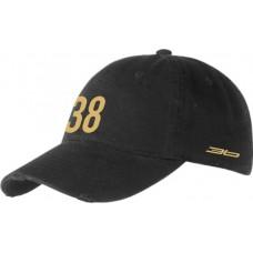 Šiltovka 38 - čierna