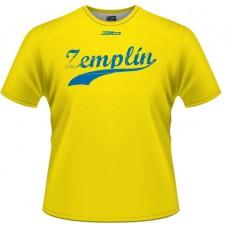 Tričko  MFK Zemplín Michalovce vz. 1 - žltá