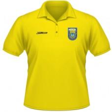 Polokošeľa MFK Zemplín Michalovce - žltá