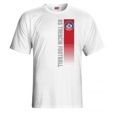 Tričko AS Trenčín vz. 4 - biela