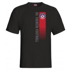 Tričko AS Trenčín vz. 4 - čierna