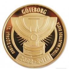 Pamätná medaila, 10. výročie Majstrov sveta