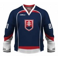 Slovenský dres Replica simple tmavý