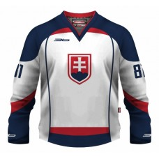 Slovenský dres Replica simple svetlý