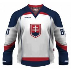Slovenský dres AUTHENTIC svetlý