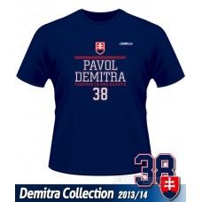 Tričko Pavol Demitra - Slovensko  verzia 12