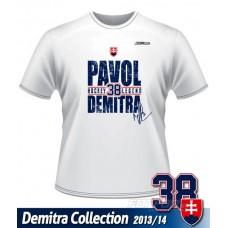 Tričko Pavol Demitra - Slovensko verzia 2