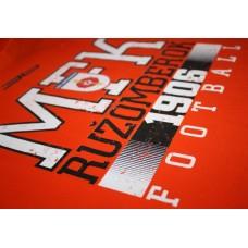 Tričko MFK Ružomberok 5 - biela