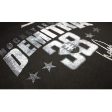 Tričko Pavol Demitra verzia 16 - čierna
