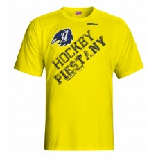 Tričko SHK 37 Piešťany vz. 5 - svetlo žltá