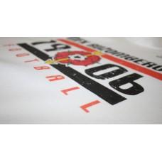 Tričko MFK Ružomberok 3 - biela