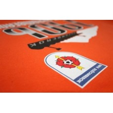 Tričko MFK Ružomberok 7 - oranžová