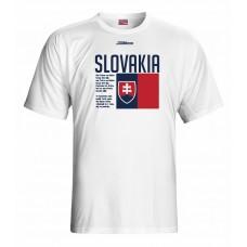 Tričko SLOVENSKO 7