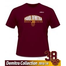 Tričko Pavol Demitra - DT verzia 6