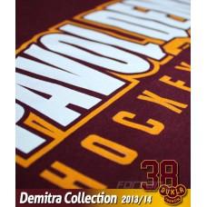 Tričko Pavol Demitra - DT verzia 6 - bordová