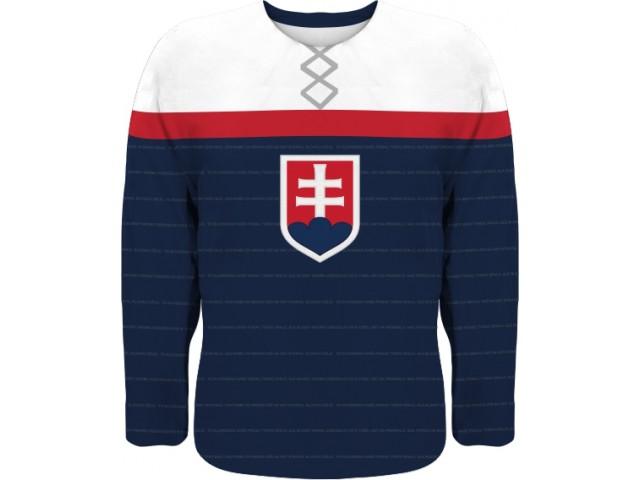 Hokejový dres replica simple tmavý