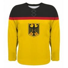 Nemecko - fanúšikovský dres NEW vz. 1