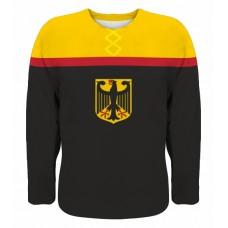 Nemecko - fanúšikovský dres NEW vz. 2