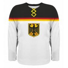 Nemecko - fanúšikovský dres NEW vz. 3