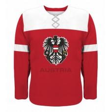 Rakúsko hokejový dres vz. 1