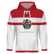 Sublimovaná mikina Rakúsko vz. 1