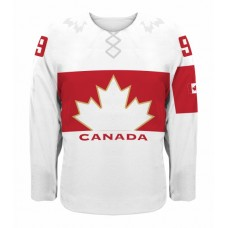 Kanada - fanúšikovský dres, vz. 2