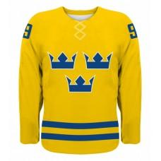 Švédsko - fanúšikovský dres vz. 1