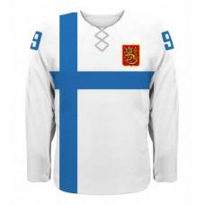 Fínsko- fanúšikovský dres vz. 1