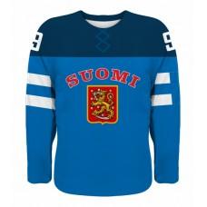 Fínsko- fanúšikovský dres vz.2