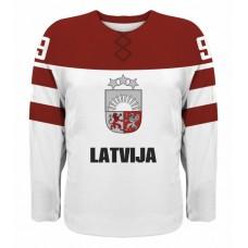 Lotýšsko - fanúšikovský dres vz. 2