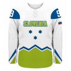 Slovinsko - fanúšikovský dres vz. 1