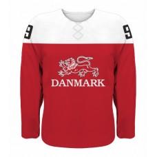 Dánsko - fanúšikovský dres vz.1