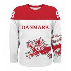 Dánsko - fanúšikovský dres vz.2