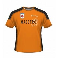 Futbalový dres replica simple MFK Ružomberok
