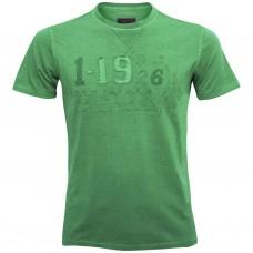 Tričko Clyff -green