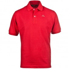 Tričko Polo Robe di Kappa AARAU B26 Red