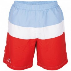 Športové šortky Tell 530 Racing red