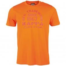 Tričko Tewes - oranžová