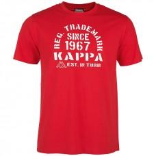 Tričko Tewes - červená
