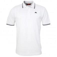 Tričko Polo Livingston - biela