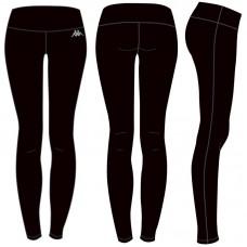 Fitness nohavice Viblem - black