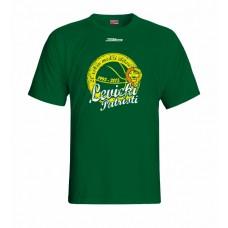Tričko BK Levickí Patrioti vz. 1 - zelená
