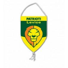 Vlajočka BK Levickí Patrioti