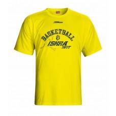 Tričko BK Iskra Svit 2013/14 žlté