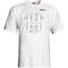 Tričko FC ViOn Zlaté Moravce vz. 17 - biela