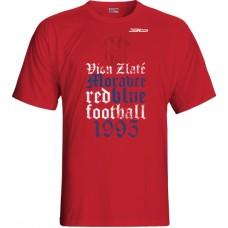 Tričko FC ViOn Zlaté Moravce vz. 18 - červená