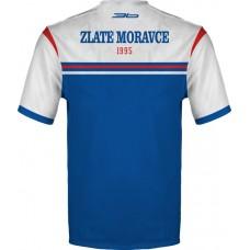 Tričko (dres) FC ViOn Zlaté Moravce vz. 7 - modrá–tmavomodrá