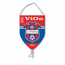 Vlajočka FC ViOn Zlaté Moravce 2015 vz. 2